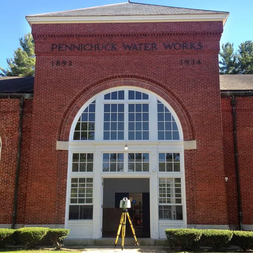 Pennichuck-Snow Station