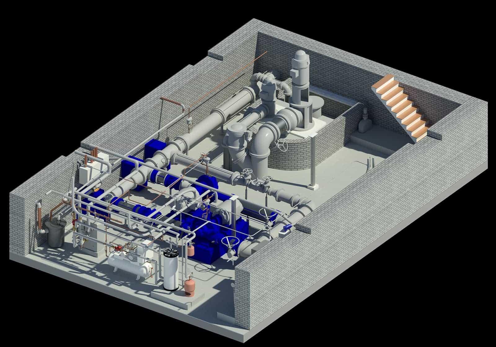 Rendered-Model-Pump-Room