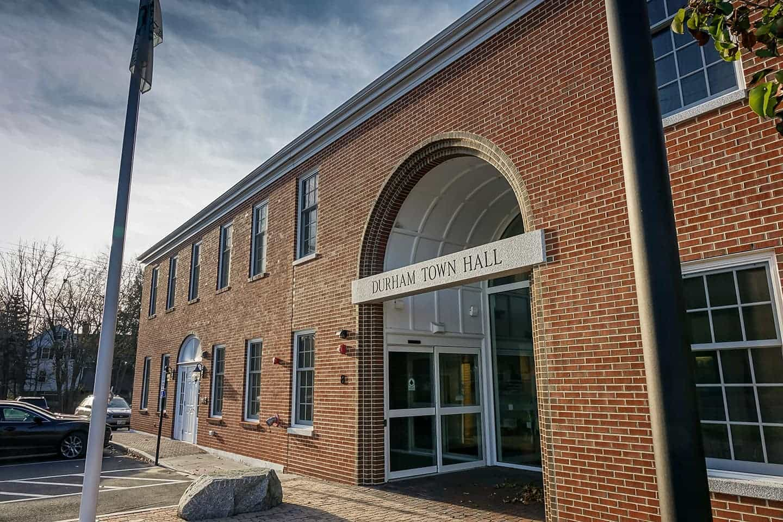 Durham Town Hall